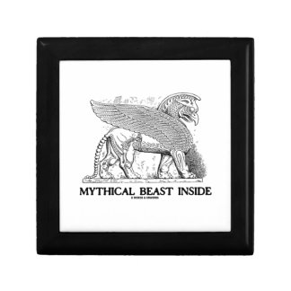 Mythical Beast Inside (Griffin / Gryphon) Gift Box