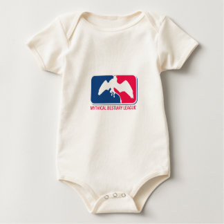 Mythical Bestiary League, Monsters etc. Baby Bodysuit