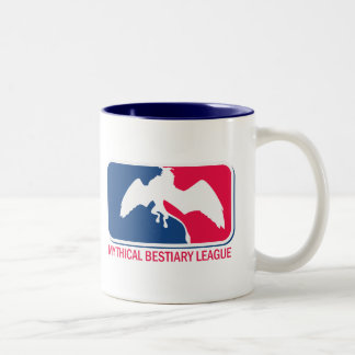 Mythical Bestiary League, Monsters etc. Coffee Mug