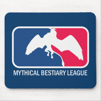Mythical Bestiary League, Monsters etc. Mouse Pads