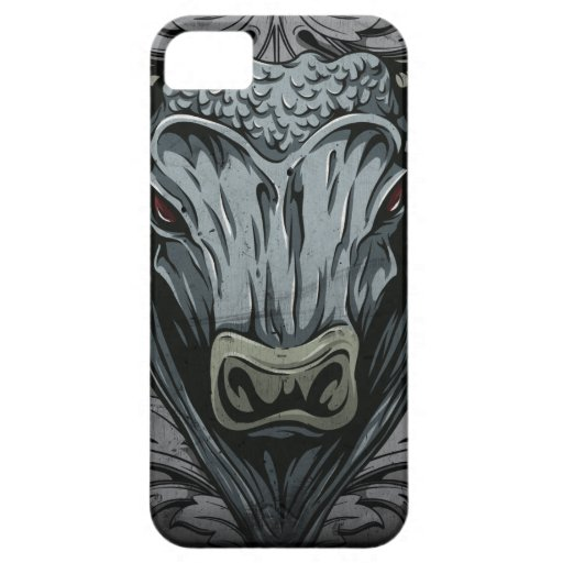Mythical Bull Creature Iphone Case iPhone 5 Cases