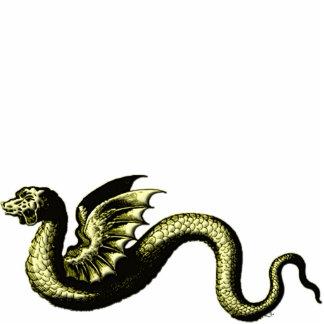 Mythical Creatures Snakes Cutout