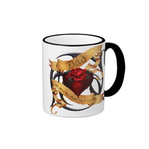 Mythical Dad Coffee Mug