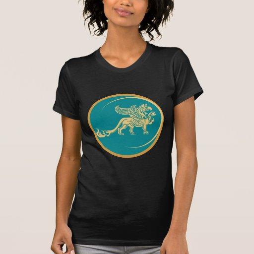 Mythical Gryphon Seal Shirt