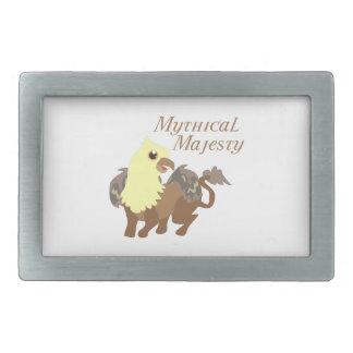 Mythical Majesty Belt Buckle