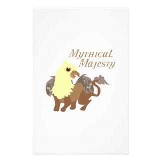 Mythical Majesty Stationery