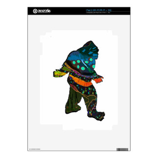 Mythical Nights Decal For iPad 2
