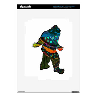 Mythical Nights Decals For iPad 3