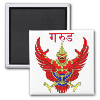 Mythical Thai Figure Magnet