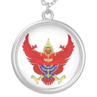 Mythical Thai Figure Phoenix Custom Necklace