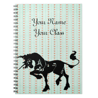 Mythical Unicorn Notebook