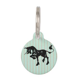 Mythical Unicorn Pet Tag