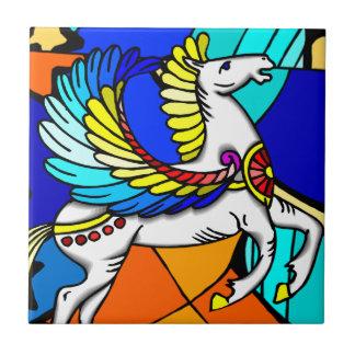 Mythological  Design Ceramic Tile