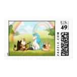 Mythological Jug Band Stamps
