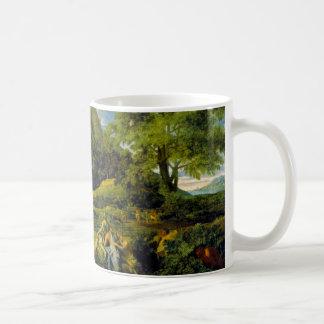 Mythological Landscape 1649 Coffee Mug