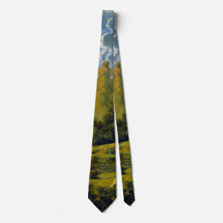 Mythological Landscape 1649 Tie