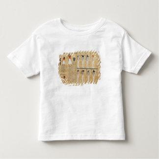 Mythological papyrus of Imenemsaouf Toddler T-shirt