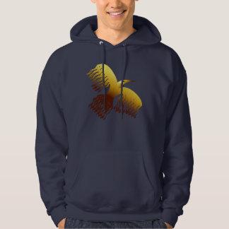 Mythological Phoenix Firebird Hoodie