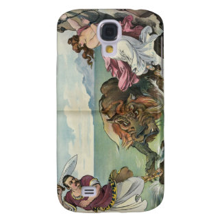 Mythological Satire Samsung Galaxy S4 Cases