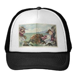 Mythological Satire Trucker Hat
