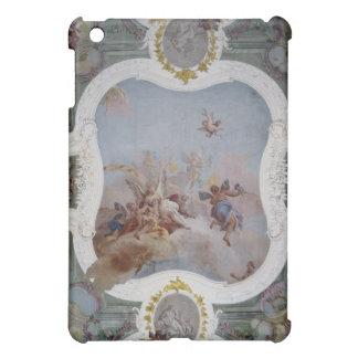 Mythological Scene with the Zodiac (fresco) Cover For The iPad Mini