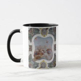 Mythological Scene with the Zodiac (fresco) Mug