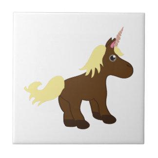 Mythological Unicorn Ceramic Tile
