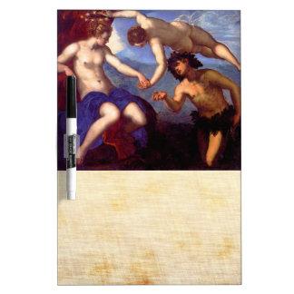 Mythological Venus Dry Erase Board