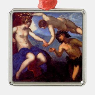 Mythological Venus Metal Ornament