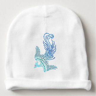 Mythological Water Bird Baby Beanie