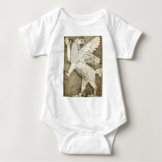 Mythological Winged Figure T-shirt