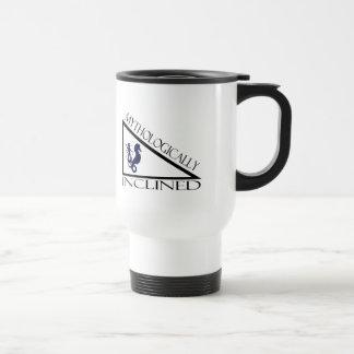 Mythologically Inclined Travel Mug