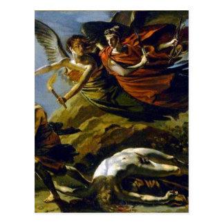 Mythology Postcard