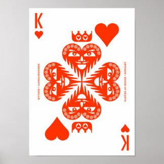 Mythos Anteros King of Hearts Poster
