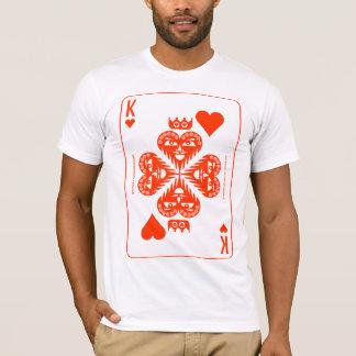Mythos Anteros King of Hearts T-Shirt