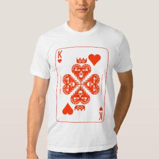 Mythos Anteros King of Hearts Tee Shirt