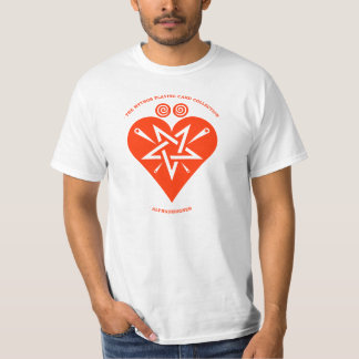 Mythos Collection Hearts Suite Symbol T Shirt