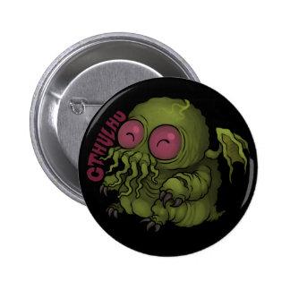 MYTHOS - Cthulhu Pin Redondo 5 Cm