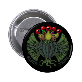 MYTHOS: Elder Thing/Old One Pinback Button
