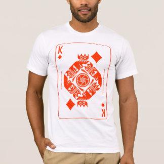 Mythos Jormungandr King of Diamonds T-Shirt