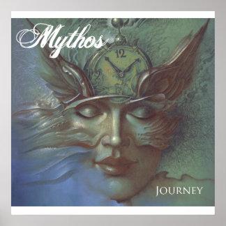"""Mythos """"Journey"""" Poster"""