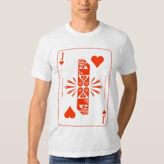 Mythos Kamadeva Jack of Hearts T-Shirt