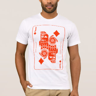 Mythos Mammon Jack of Diamonds T-Shirt