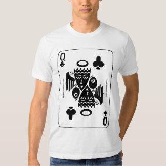 Mythos Rhea Queen of Clubs T-Shirt
