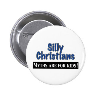 Myths are for Kids! 2 Inch Round Button