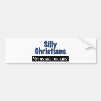 Myths are for Kids! Bumper Sticker