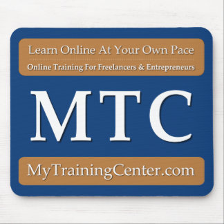 MyTrainingCenter.com Mousepad Tapetes De Ratón
