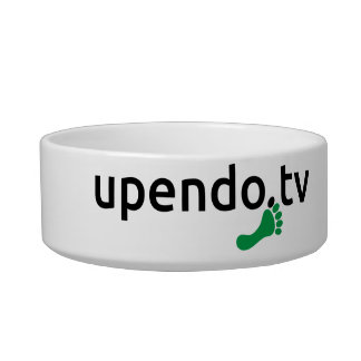 myUPENDO cats feeding bowl (www.upendo.tv)