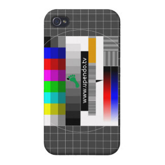 myUPENDO iPhone 4/4S covering test pattern Cases For iPhone 4