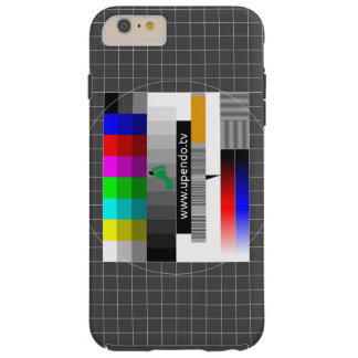 myUPENDO iPhone covering test pattern (www.upendo. Tough iPhone 6 Plus Case